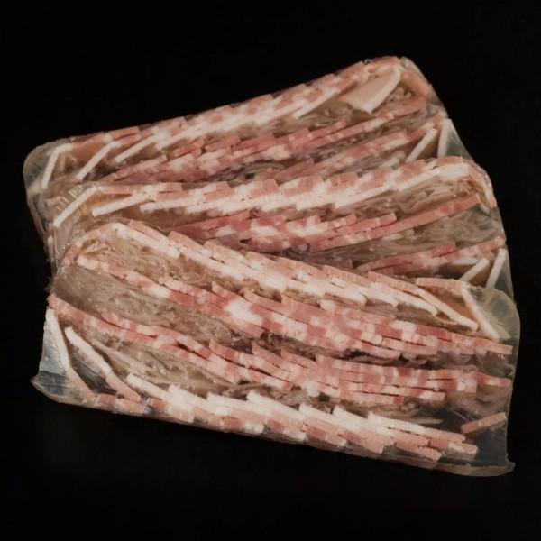 Zwiebelfleisch herzhaft gewürzt