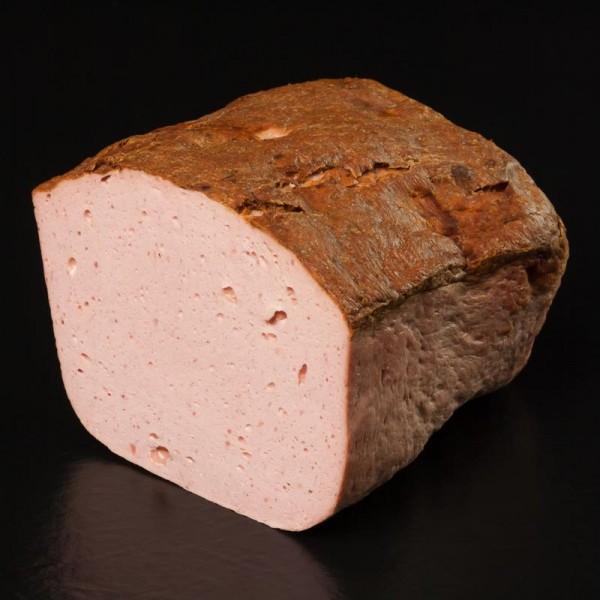 Bayerischer Leberkäs eine Einsle - Spezialität